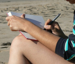 HOW KEEPING A DIARY CAN HELP YOU BOOK THE JOB   Actors   Scoop.it