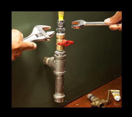 Gas Line Installation, Install Kitchen Gas Line, Kitchen Gas Appliances at Gharbuilder.com | Modern Kitchen Designs | Scoop.it