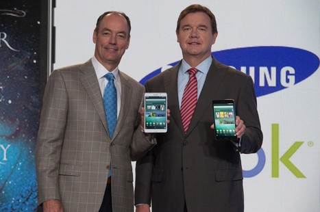 Barnes & Noble To Release 10″ Version of Samsung Galaxy Tab 4 Nook - Android Headlines - Android News | ebook | Scoop.it
