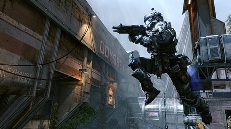 UK Charts: Titanfall stands tall | Joystiq | Hotel in Manchester | Scoop.it