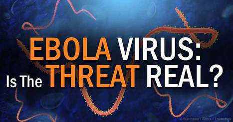 Ebola In The United States: Fears vs. Facts | Healthcare | Scoop.it