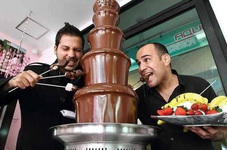 Fuentes de chocolate, negocio que hace triunfar a emprendedores mexicanos   Flowering Sweets   Scoop.it
