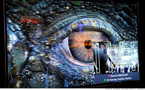A 3-D TV you actually would want to buy | CSR | Scoop.it