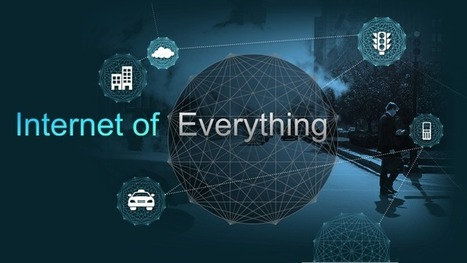 The Power Of IoT and Social Media Mix | The Perfect Storm Team | Scoop.it