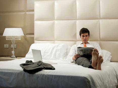 Sondage  - Les voyageurs réclament le wi-fi gratuit à l'hôtel | Chiffres clés du numérique | Scoop.it