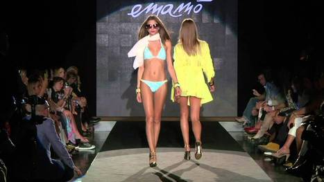 Emamo fashion show SS 2014 - Beachwear made in Le Marche | Le Marche & Fashion | Scoop.it