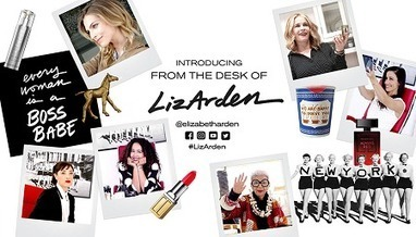 Signature digital campaign from the desk of Elizabeth Arden - A Beauty Feature | A Beauty Feature | Scoop.it