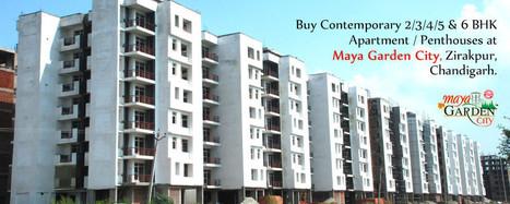 MayaEstatz, Luxury apartments in Zirakpur, Punjab, Chandigarh | Maya Garden City [Phase 3]:Review | Scoop.it