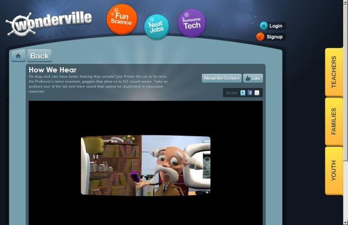 TechLearning: Wonderville: Hoe we horen   Edu-Curator   Scoop.it