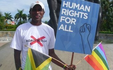 Jamaican Wins 'Visionary' LGBT Activist Award | This Gives Me Hope | Scoop.it