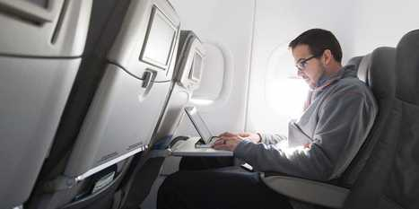These Airlines Want To Turn Your Flight Into A Networking Opportunity | Beauty Sleep | Scoop.it