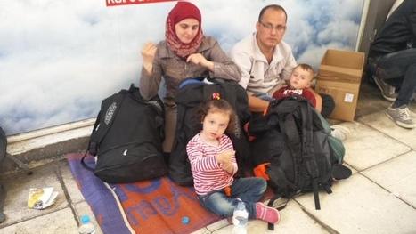Douze jours dans la peau d'un réfugié : les étapes du voyage | Tout sur le Tourisme | Scoop.it