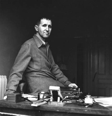 Bertolt Brecht: A Literary Life by Stephen Parker, book review: Magisterial insight reveals the complexities of a genius | German A-level & earlier: Literatur & Kunst | Scoop.it