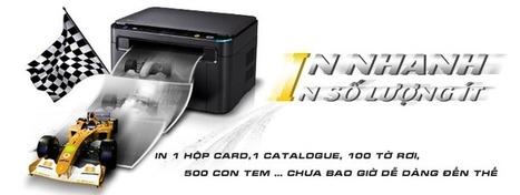 In số lượng ít - in nhanh giá rẻ tại TPHCM | In ấn quảng cáo | Scoop.it