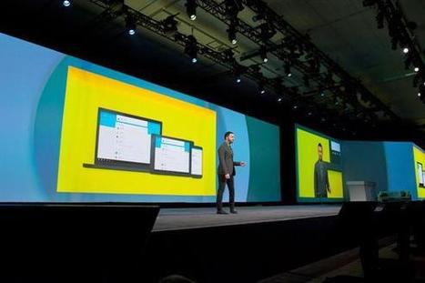 Google I/O 2014: A Bigger Bet on Android and a Strategy to Close Microsoft Office (GOOGL) | Awesome Design | Technology Trends | Web Development | Scoop.it