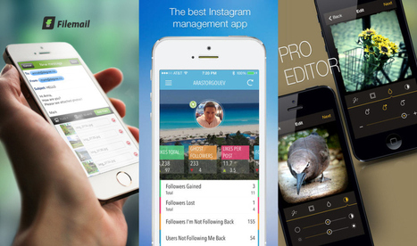 8 awesome paid iPhone apps you can get free for a limited time (save $34!) | xposing world of Photography & Design | Scoop.it