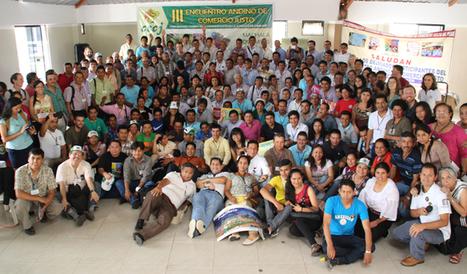 A la 3ème Rencontre Andine du Commerce Equitable en Equateur | ETHIQUABLE | Scoop.it