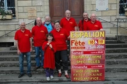 Fête de la Saint-Hilarian à Espalion : le programme | L'info tourisme en Aveyron | Scoop.it