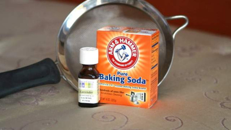 Freshen Your Mattress with Baking Soda and Essential Oils | Sizzlin' News | Scoop.it