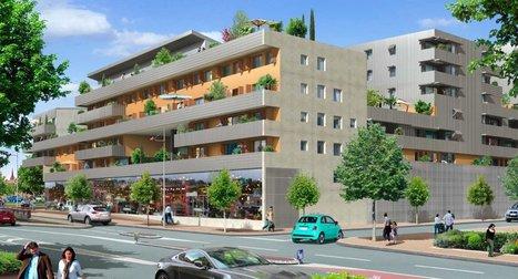 Nouveau programme immobilier neuf MARINADOUR à Bayonne - 64100 | L'immobilier neuf sur Bayonne | Scoop.it