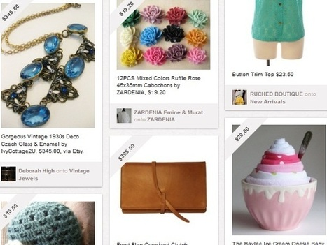 Pinterest: The Salesman of Social Media? | Cloud Central | Scoop.it