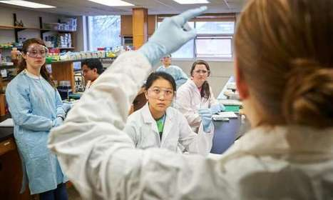 Students search the soil for new antibiotics   Sustain Our Earth   Scoop.it