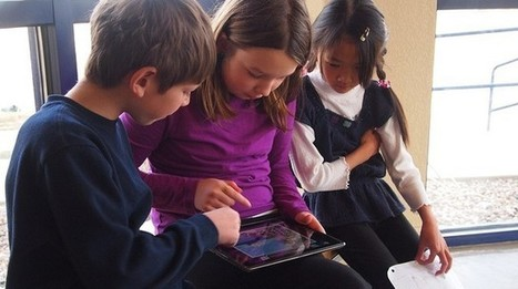 Ideas for Using iPads for Digital Storytelling | Digital media for teaching and learning | Scoop.it