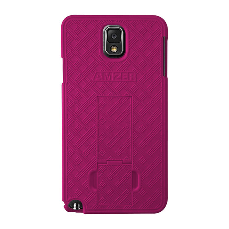 Amzer® Snap On Kickstand Case for Samsung GALAXY Note 3 | Amzer Cell Phone Accessories | Scoop.it