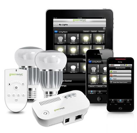Quand les ampoules deviennent intelligentes | Actualités robots et humanoïdes | Scoop.it