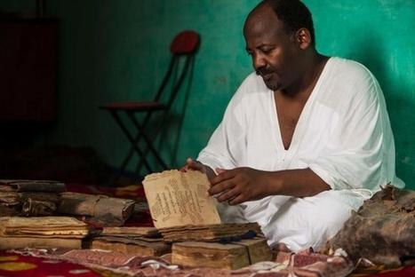 Abdel, le bibliothécaire malien qui a sauvé les livres de Tombouctou des flammes djihadistes.   TdF      Culture & Société   Scoop.it