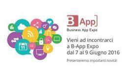 B-app Expo Milano: novità Mobile per le aziende | Cosmobile - Software House Mobile App & Web Application | Scoop.it