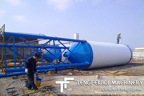 Concrete mixer in the end is how to clean more clean and extend the life of | Mobile Concrete Mixing Plant | Scoop.it