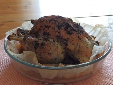 Recette de cuisine Un poulet en papillotte | Nos recettes du monde | Recettes de Cuisine du Monde | Scoop.it
