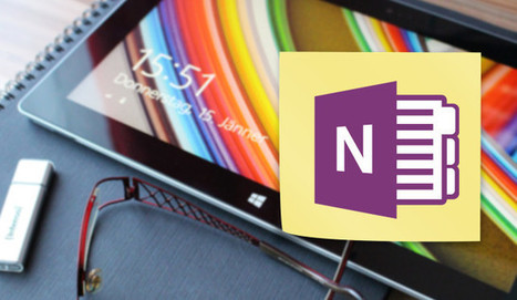 12 Tips to Take Better Notes with Microsoft OneNote | MidMarket Place | Scoop.it