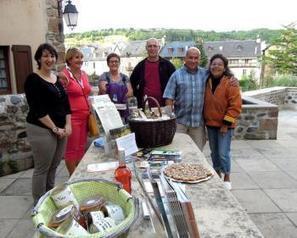 Espalion. Succès pour les pots d'accueil de l'office du tourisme | L'info tourisme en Aveyron | Scoop.it