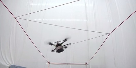 These Drones Could Be The Construction Crews Of The Future | construction technologies | Scoop.it