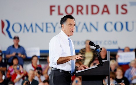 US election: Obama declares victory in Florida as Romney team left 'shellshocked' - Telegraph | World Politics | Scoop.it