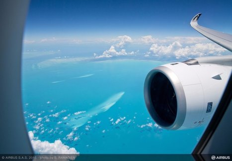 Airbus welcomes first-ever Carbon Offsetting and Reduction Scheme for International Aviation - MEA Aviation | innovation | Scoop.it