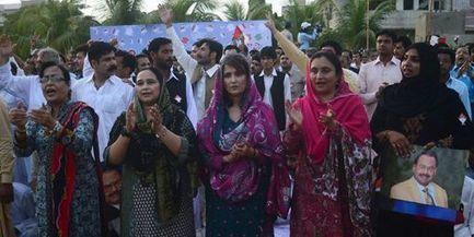 Au Pakistan, les femmes grandes perdantes des élections | A Voice of Our Own | Scoop.it