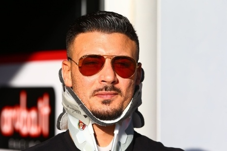 Giugliano fights mental and physical barriers on return | Ductalk Ducati News | Scoop.it