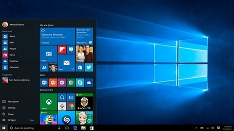 Windows 10 Surpasses Windows XP, Windows 8.1 in Market Share | Technology in Business Today | Scoop.it