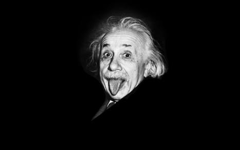 Pourquoi Einstein tire la langue sur sa célèbre photo ?   ça m intéresse !   Scoop.it