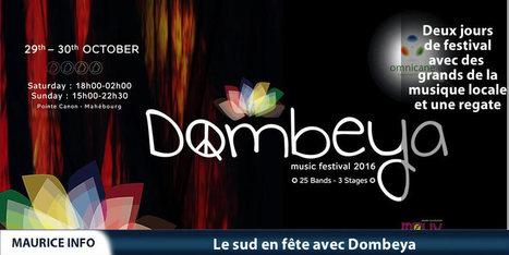 Dombeya Music Festival 2016 | Investors Europe Mauritius | Scoop.it