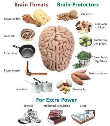 Vitamins That Enhance Memory and Increase Brain Power | Articles that should not be missed | Scoop.it