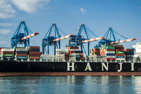 Shippers face soaring rates as they battle for alternative space after Hanjin collapse - The Loadstar | AUTF Veille marché | Scoop.it