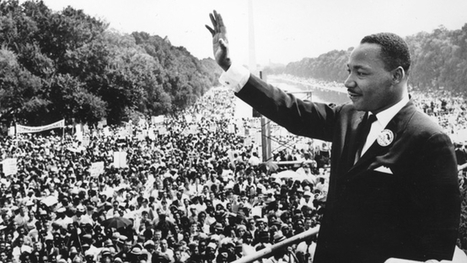 Brands Salute MLK, but When Does Inspiring Become Exploiting? | Psychology of Consumer Behaviour | Scoop.it