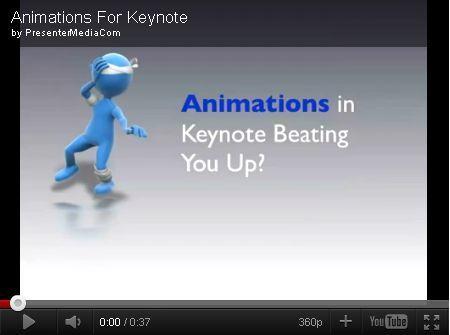 Animations For Keynote « PresenterMedia Blog | Digital Presentations in Education | Scoop.it
