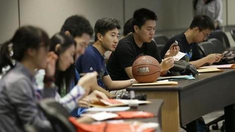'Aziaten, niet latino's, worden grootste immigrantengroep in VS' | Buitenland | de Volkskrant | Schoolopleider mud | Scoop.it
