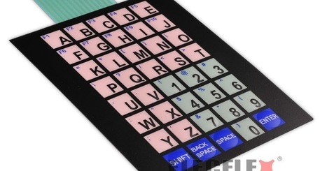 Custom membrane keypad | Membrane Keypad Manufacturer | Scoop.it
