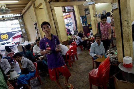 In Myanmar, Flirtations by Investors Turn Into Commitments | International Trade Scoops | Scoop.it